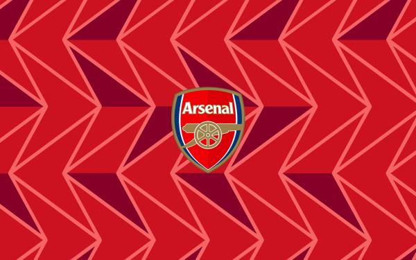 Sports Arsenal F.C. Soccer Club Logo Emblem Crest Symbol HD Wallpaper | Background Image