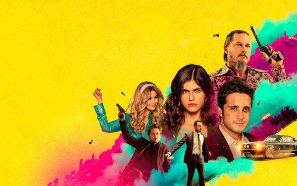 Movie Die in a Gunfight Alexandra Daddario Diego Boneta Travis Fimmel Justin Chatwin HD Wallpaper | Background Image