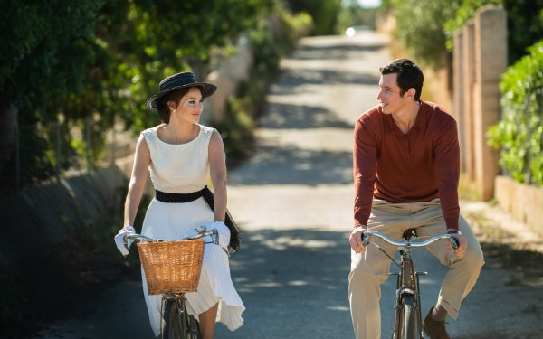 Movie Last Letter from Your Lover Shailene Woodley Callum Turner HD Wallpaper   Background Image