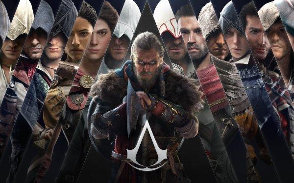 Videojuego Assassin's Creed Eivor Fondo de pantalla HD   Fondo de Escritorio