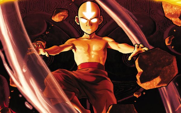Anime Avatar: The Last Airbender Avatar (Anime) Aang HD Wallpaper   Background Image