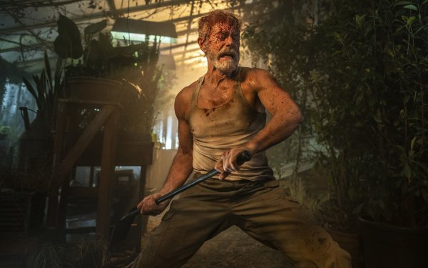 Movie Don't Breathe 2 Stephen Lang HD Wallpaper   Background Image
