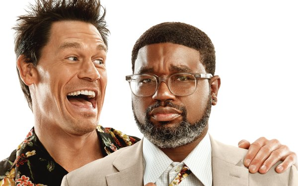 Movie Vacation Friends John Cena Lil Rel Howery HD Wallpaper | Background Image