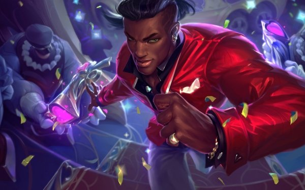 Videojuego League Of Legends Lucian Fondo de pantalla HD | Fondo de Escritorio