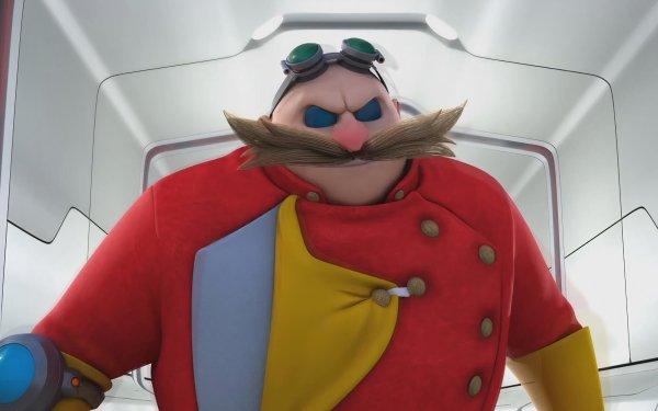 TV Show Sonic Boom Sonic Doctor Eggman HD Wallpaper   Background Image