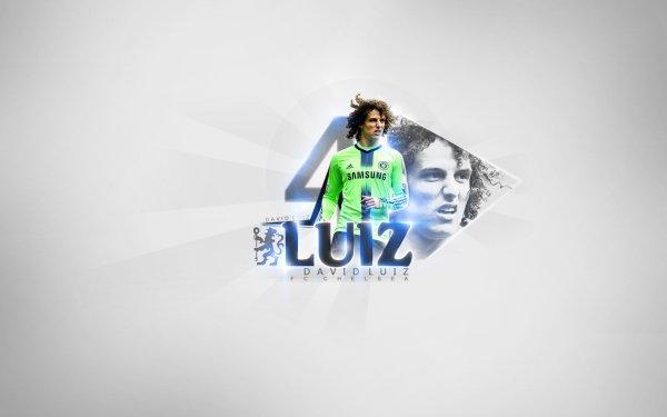 Sports David Luiz Soccer Player Chelsea F.C. HD Wallpaper   Background Image