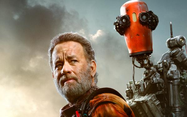 Movie Finch Tom Hanks HD Wallpaper | Background Image