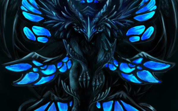 Video Game Genshin Impact Dvalin HD Wallpaper | Background Image