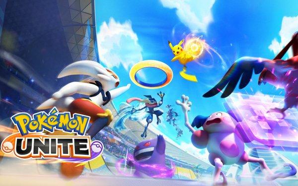 Video Game Pokémon UNITE Pokémon HD Wallpaper   Background Image