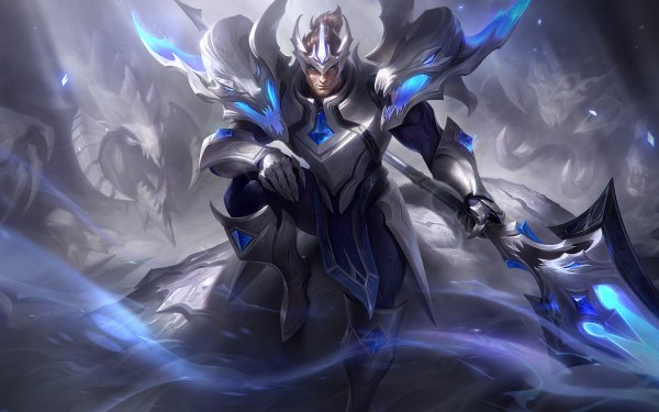 Video Game League Of Legends Jarvan IV HD Wallpaper   Background Image