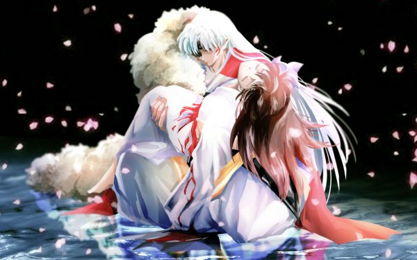 Anime InuYasha Rin Sesshōmaru HD Wallpaper | Background Image