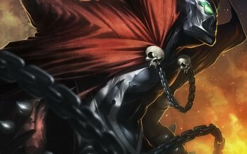 Comics - Spawn Wallpapers and Backgrounds ID : 282537