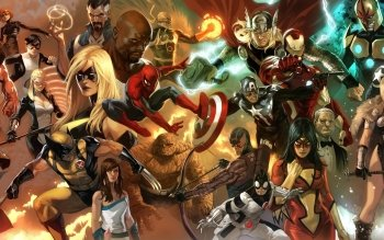 Comics - Marvel Wallpapers and Backgrounds ID : 283337