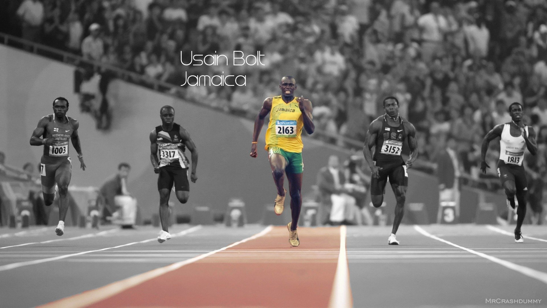 2 Usain Bolt HD Wallpapers
