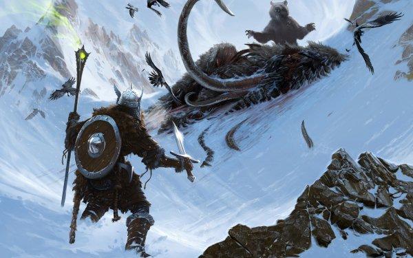 Video Game The Elder Scrolls HD Wallpaper | Background Image