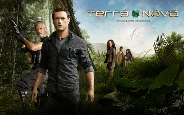 TV Show Terra Nova Stephen Lang Commander Nathaniel Taylor Jason O'mara Jim Shannon HD Wallpaper   Background Image
