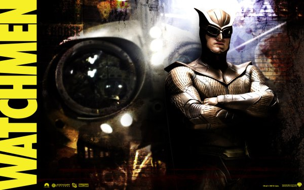 Movie Watchmen Nite Owl HD Wallpaper | Background Image