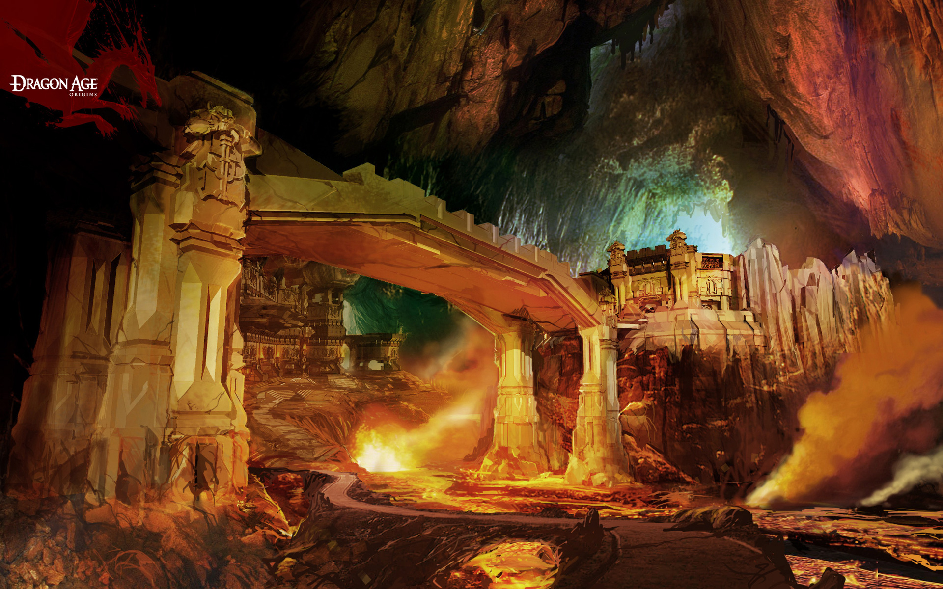 Dragon Age Origins Wallpapers: Dragon Age: Origins HD Wallpaper