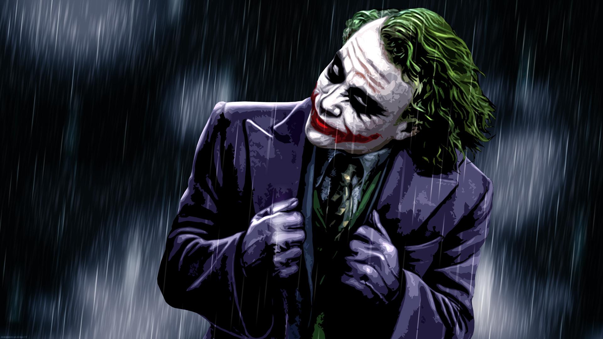The Dark Knight HD Wallpaper
