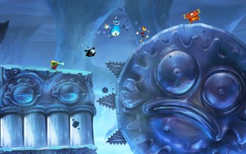 Video Game - Rayman Origins Wallpapers and Backgrounds ID : 285495