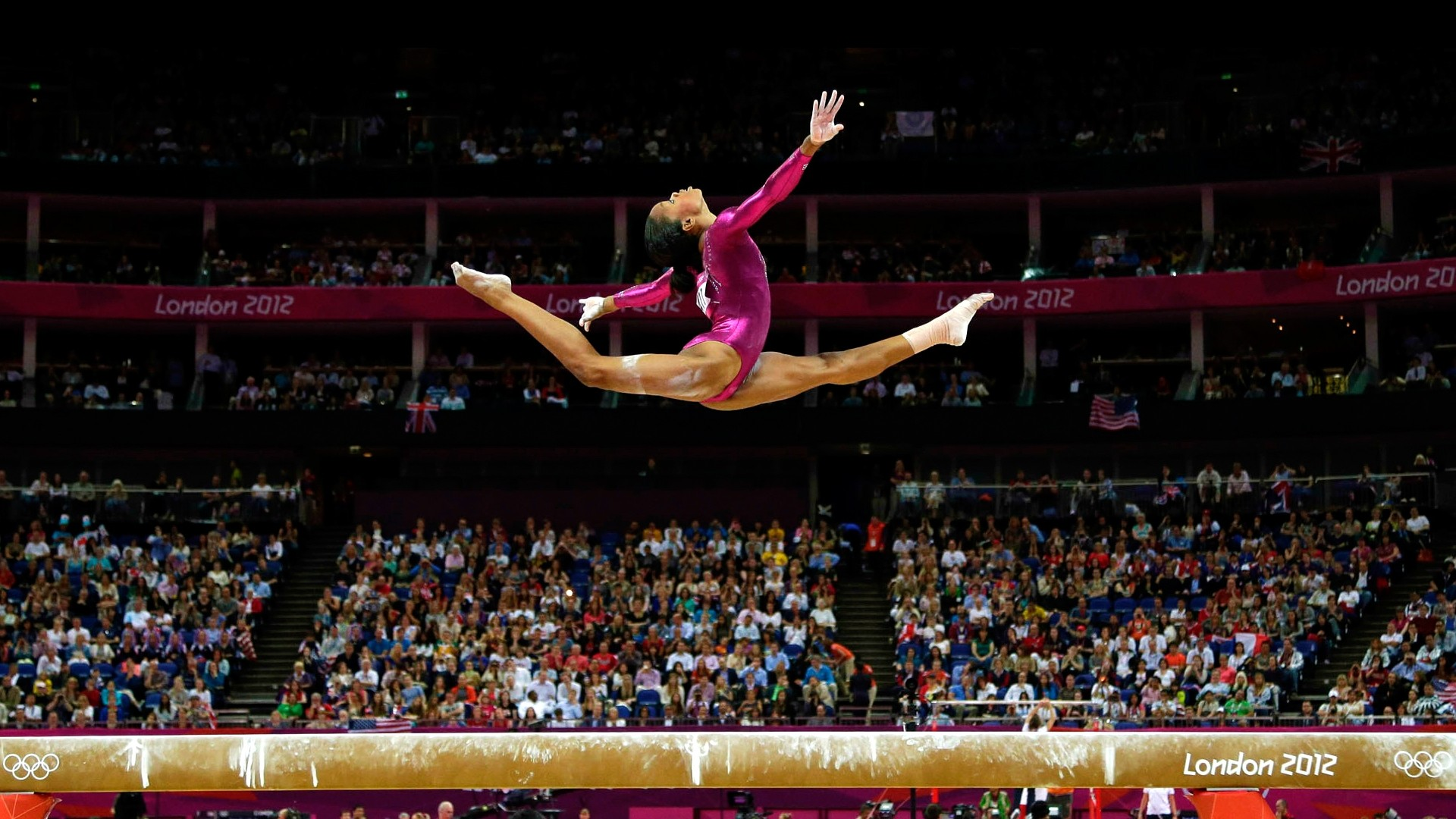 Gabby Douglas Wallpaper