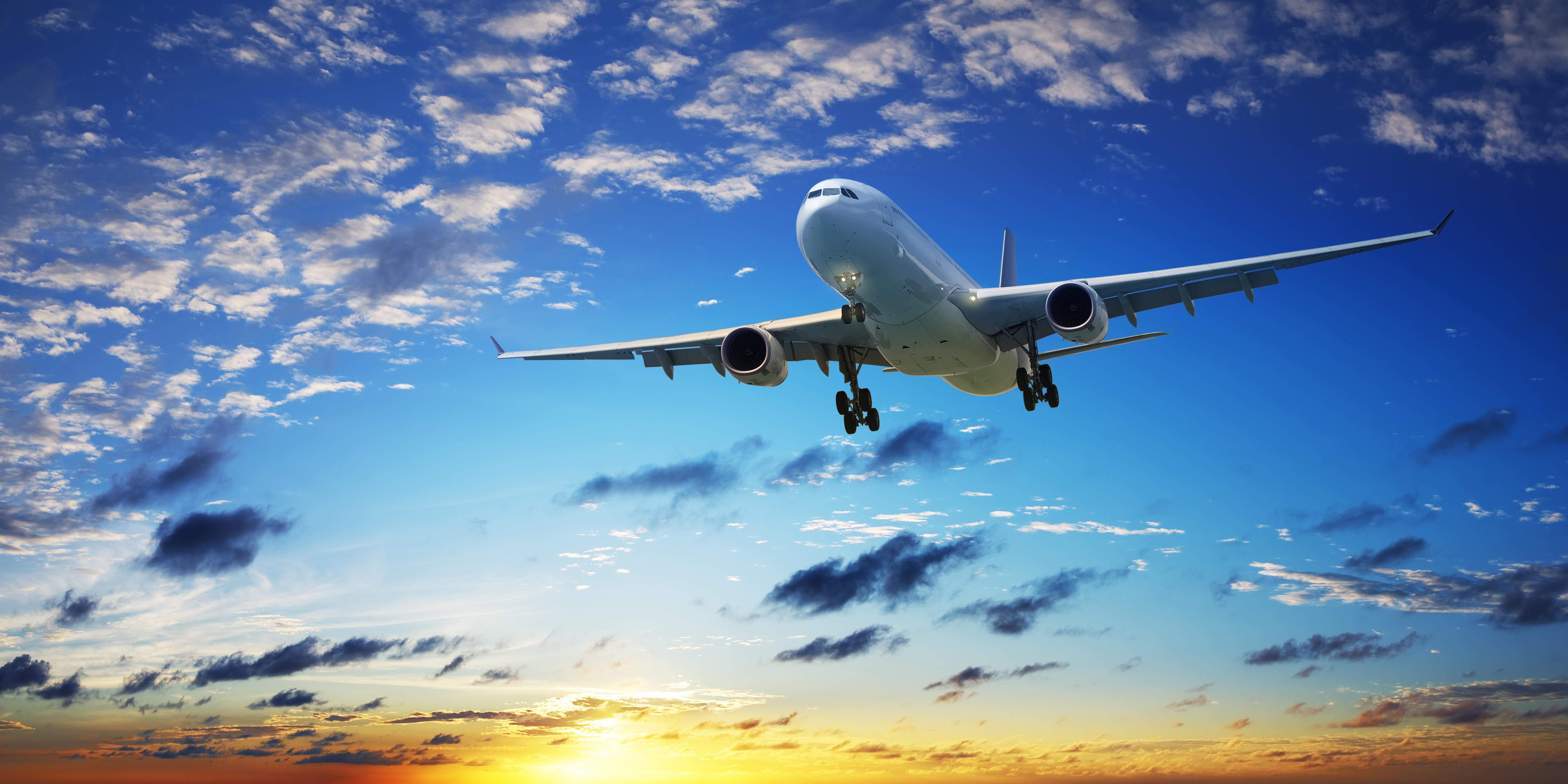 Boeing 5k Retina Ultra Hd Wallpaper Background Image 7000x3500
