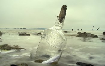 Man Made - Bottle Wallpapers and Backgrounds ID : 286697