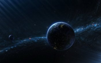 Sci Fi - Planet Wallpapers and Backgrounds ID : 287007