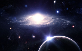 Sci Fi - Galaxy Wallpapers and Backgrounds ID : 287057