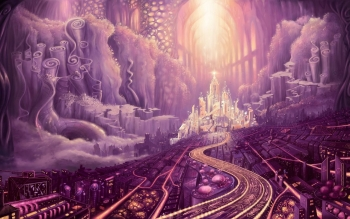 Fantasy - City Wallpapers and Backgrounds ID : 287969
