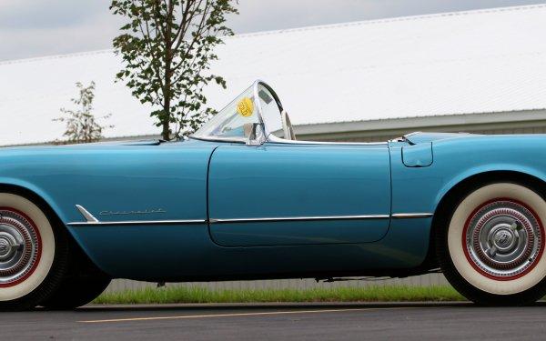 Vehicles Chevrolet Corvette Chevrolet Corvette HD Wallpaper | Background Image