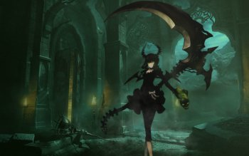 Anime - Black Rock Shooter Wallpapers and Backgrounds ID : 289909