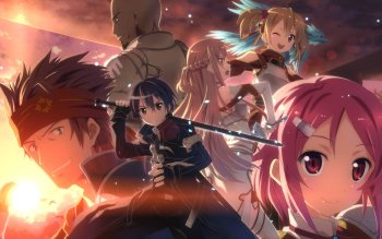 Anime - Sword Art Online Wallpapers and Backgrounds ID : 290585