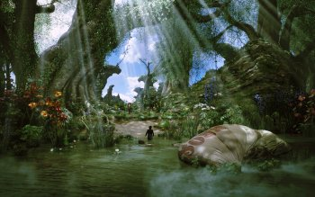 Film - Oz The Great And Powerful Wallpapers and Backgrounds ID : 290785