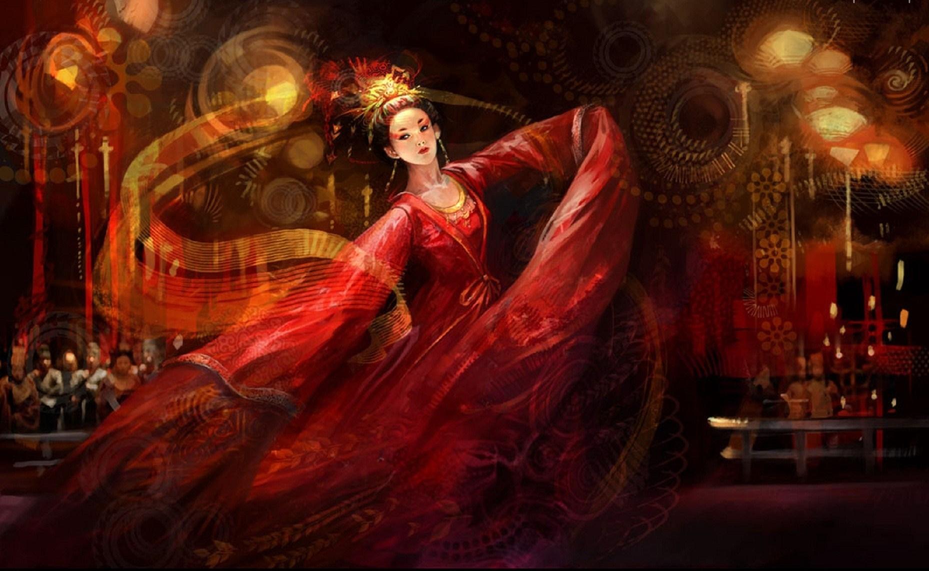 Oriental dance computer wallpapers desktop backgrounds for Oriental wallpaper