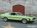 Preview Ford Mustang Mach 1
