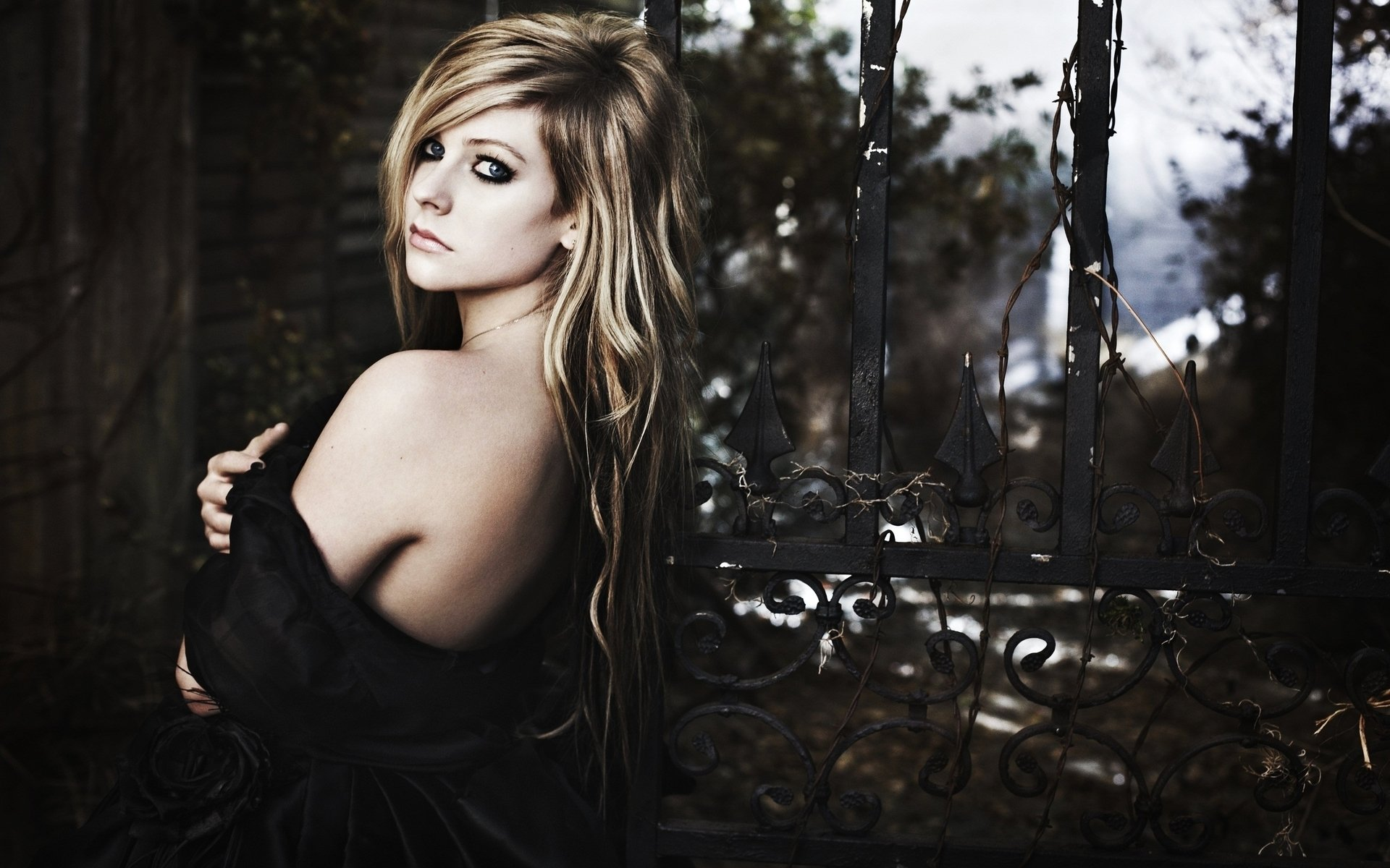 236 avril lavigne hd wallpapers | background images - wallpaper abyss