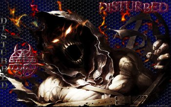 Musik - Disturbed Wallpapers and Backgrounds ID : 291317