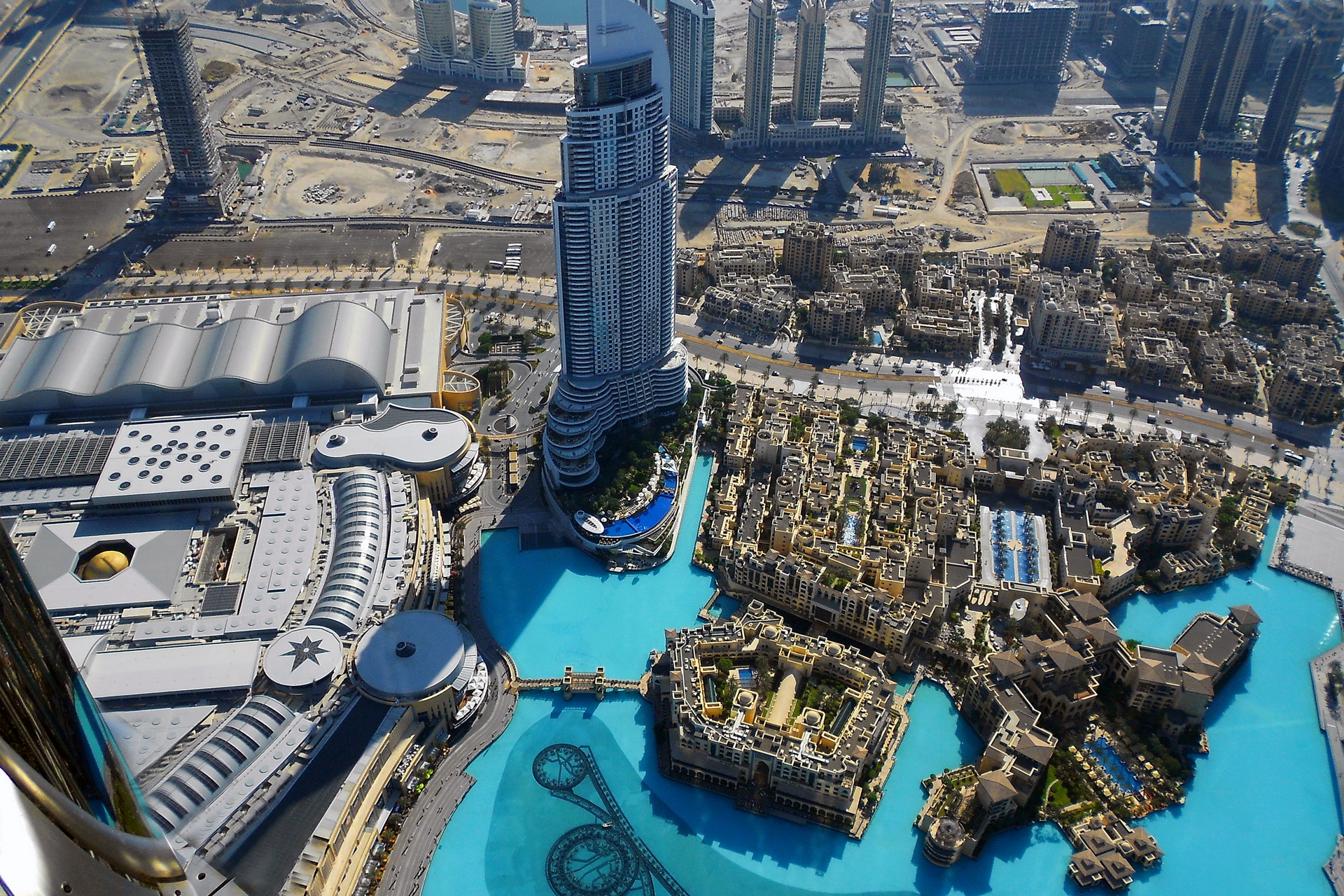 Downtown Dubai Computer Wallpapers, Desktop Backgrounds 1920x1280