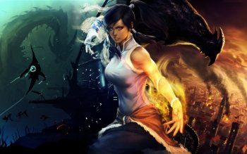 Аниме - Avatar: The Legend Of Korra Wallpapers and Backgrounds ID : 292527