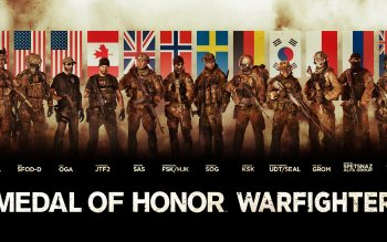Gry Wideo - Medal Of Honor Wallpapers and Backgrounds ID : 292645