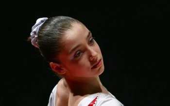 Sports - Aliya Mustafina Wallpapers and Backgrounds ID : 293975
