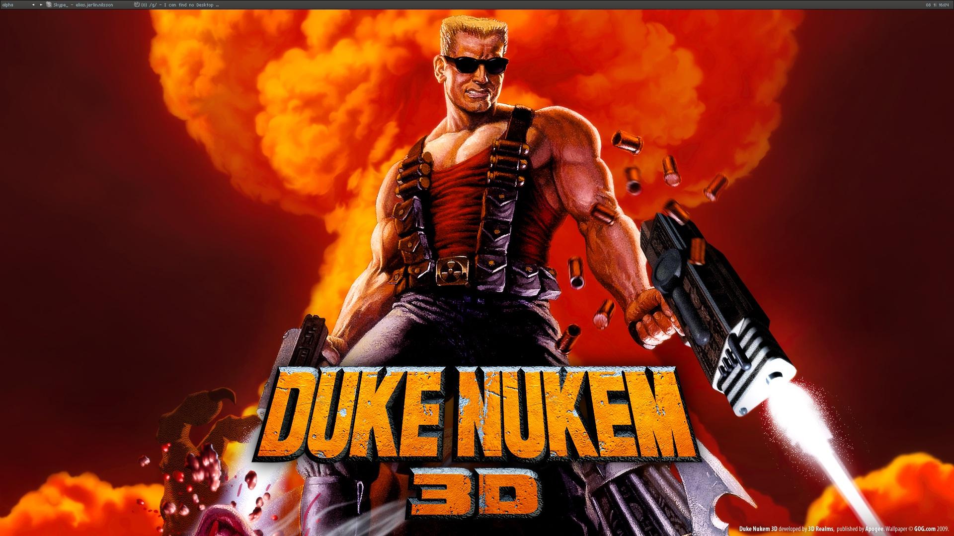 how to change controls on duke nukem 3d