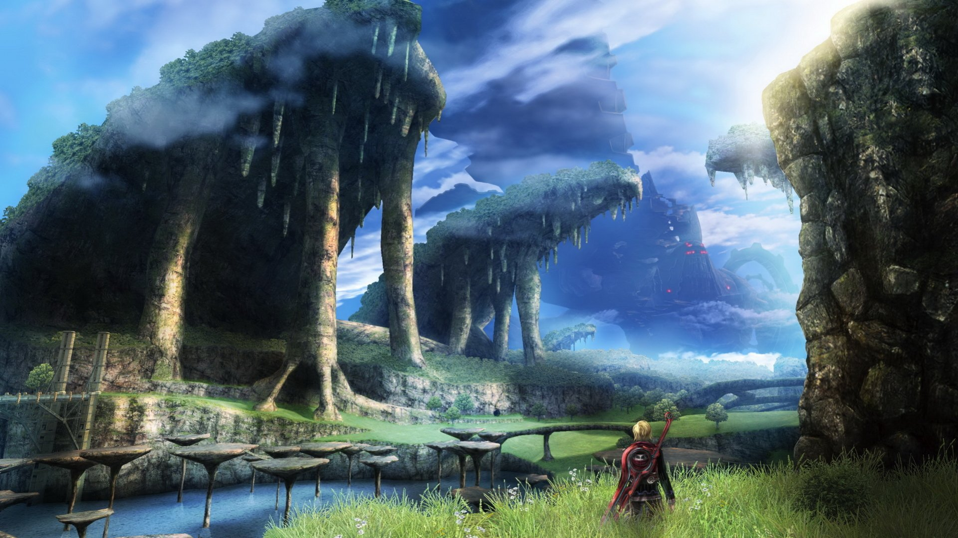 Video Game - Xenoblade Chronicles  Wallpaper