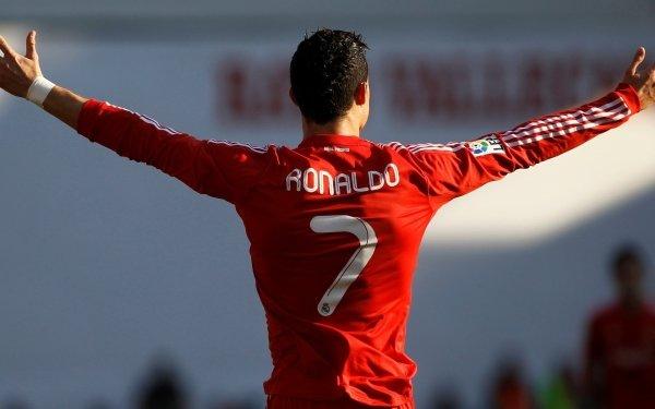 Sports Cristiano Ronaldo Soccer Player HD Wallpaper   Background Image