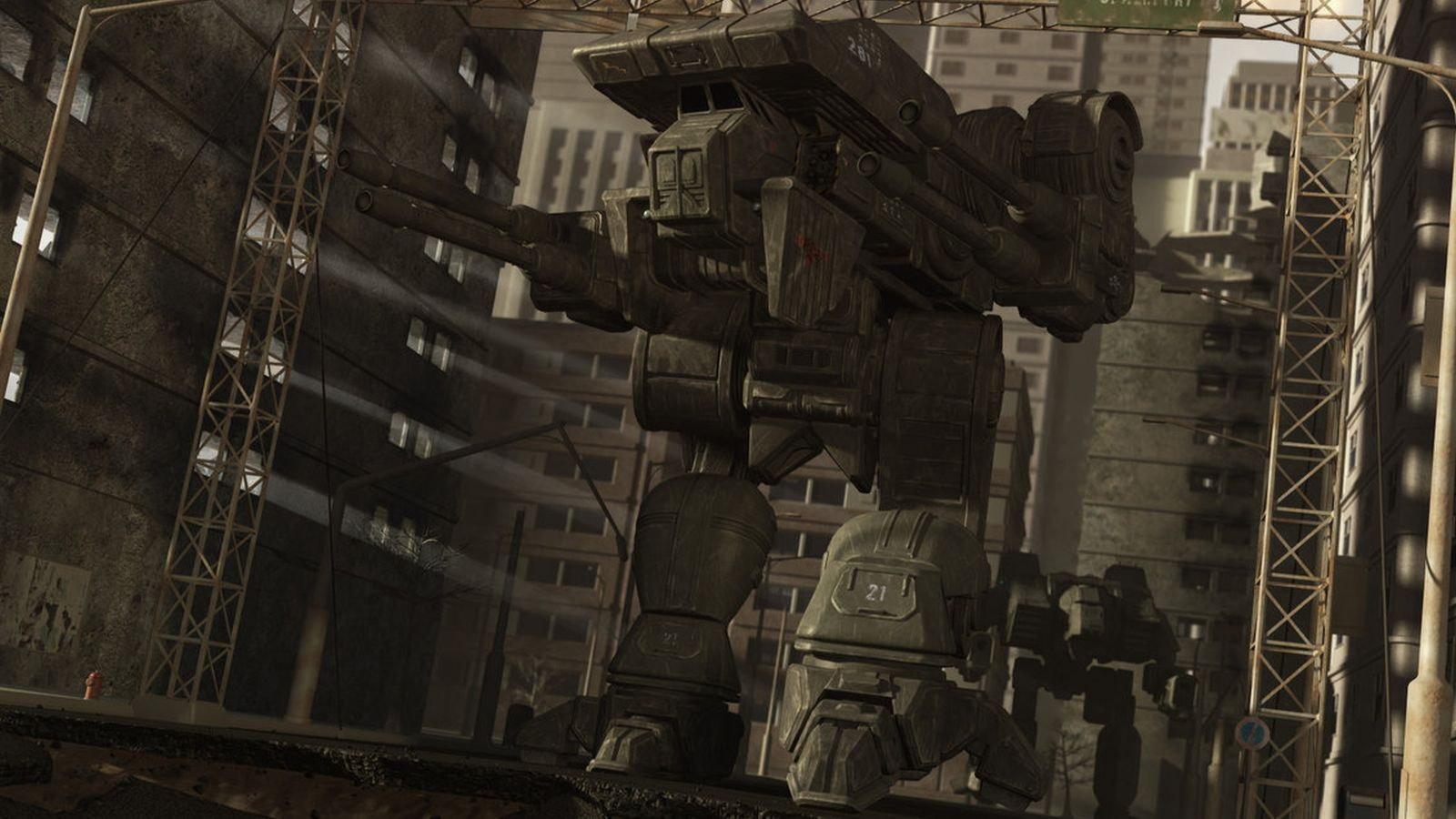 MechWarrior Wallpaper and Background Image | 1600x900 | ID ...