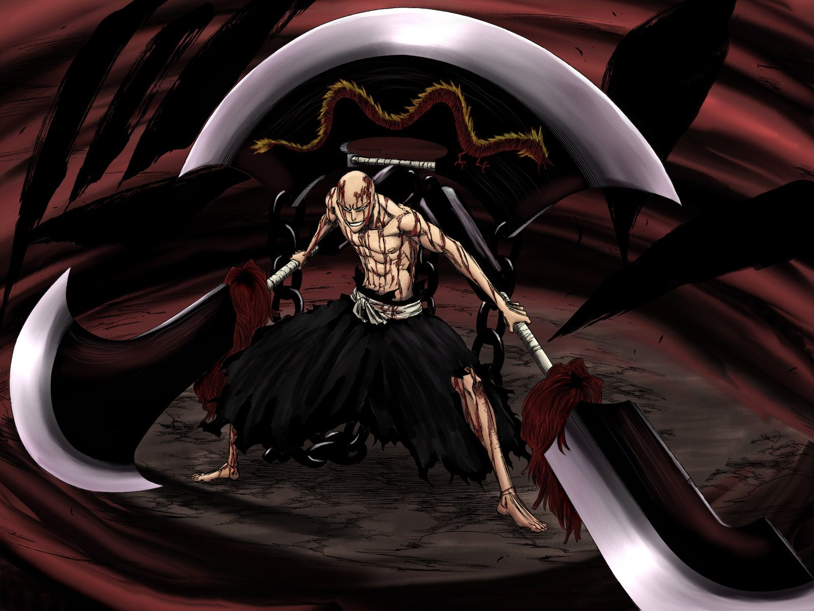 Bleach wallpaper and background image 1600x1200 id 295345 - Anime para fondo ...