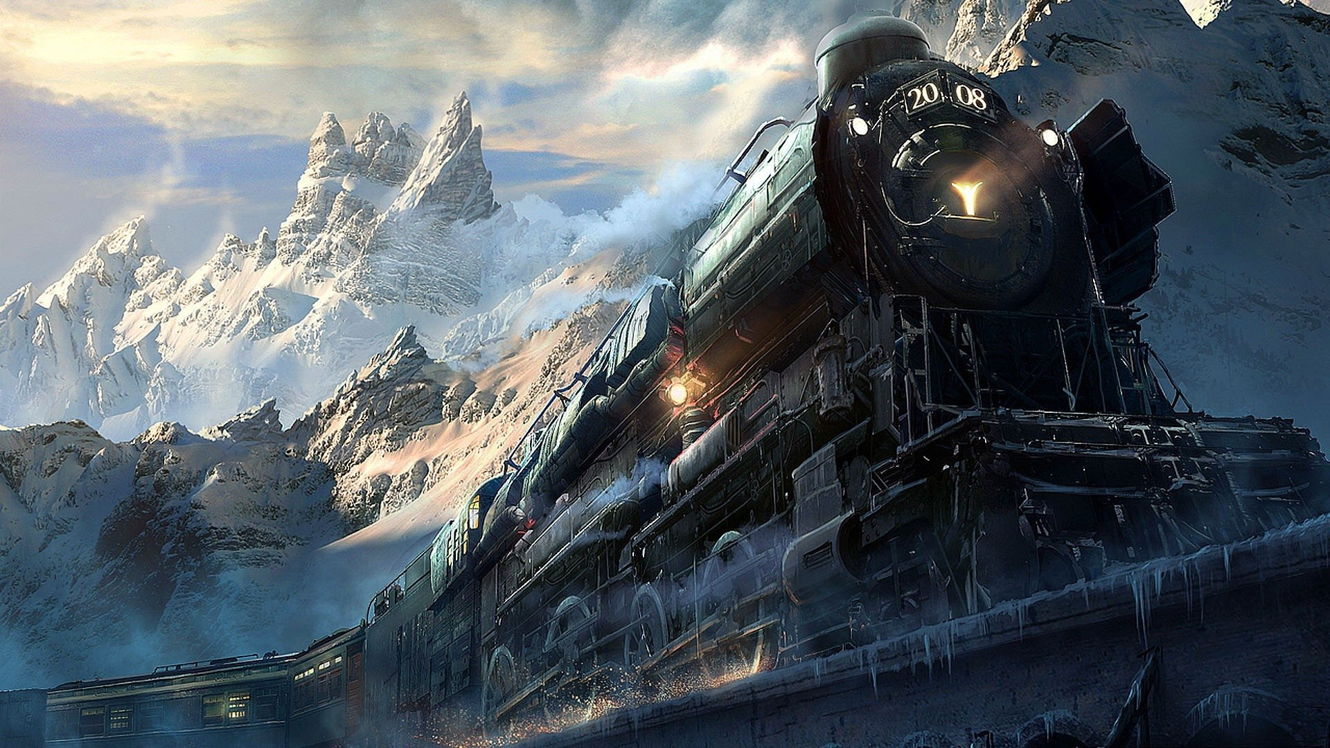 hd wallpaper background id295875 1920x1080 vehicles train