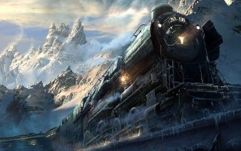 Vehicles - Train Wallpapers and Backgrounds ID : 295875