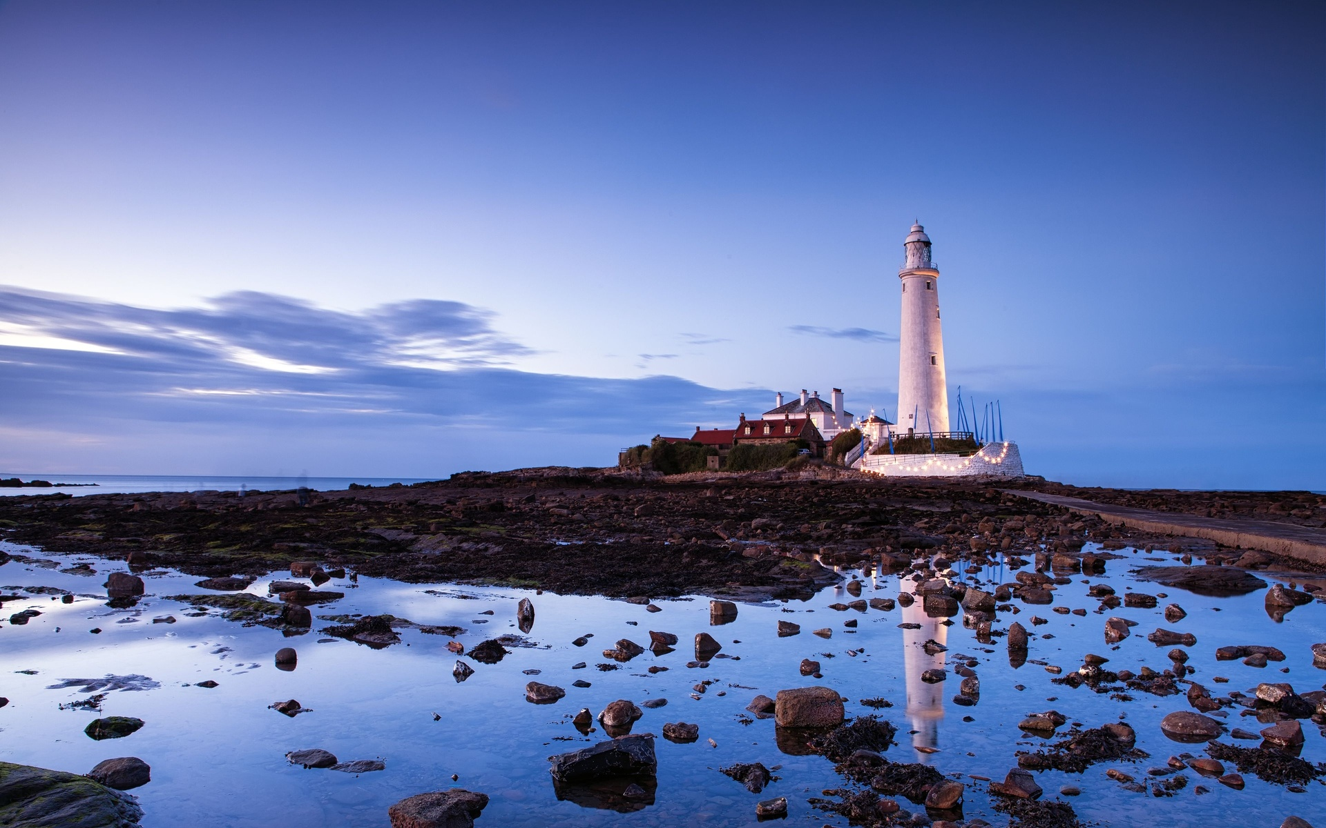 Lighthouse Hd Wallpapers: Lighthouse Full HD Wallpaper And Background Image